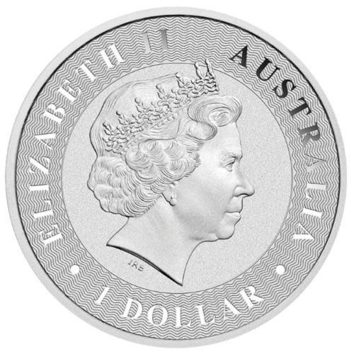2016 1온스 실버 캥거루 불리온 주화(Coin) 1$(AUD) 25ea