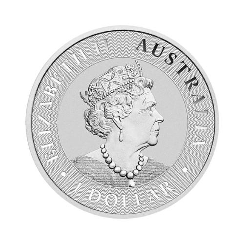 2021 1온스 실버 캥거루 불리온 주화(Coin) 1$(AUD) 25ea
